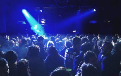 DJ set in Torino
